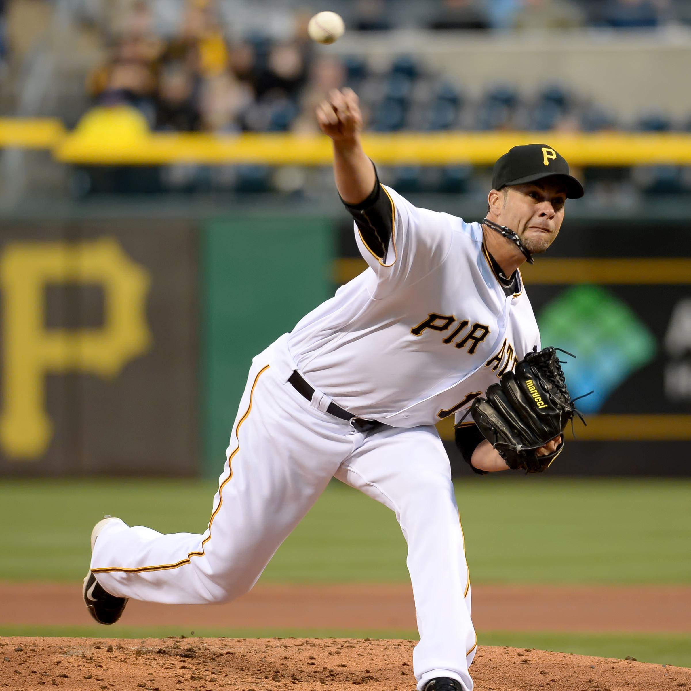 Pirates notebook: Partch, Luebke promoted to add fresh arms to bullpen