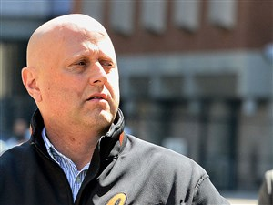 Former Pittsburgh Sgt. Stephen Matakovich.