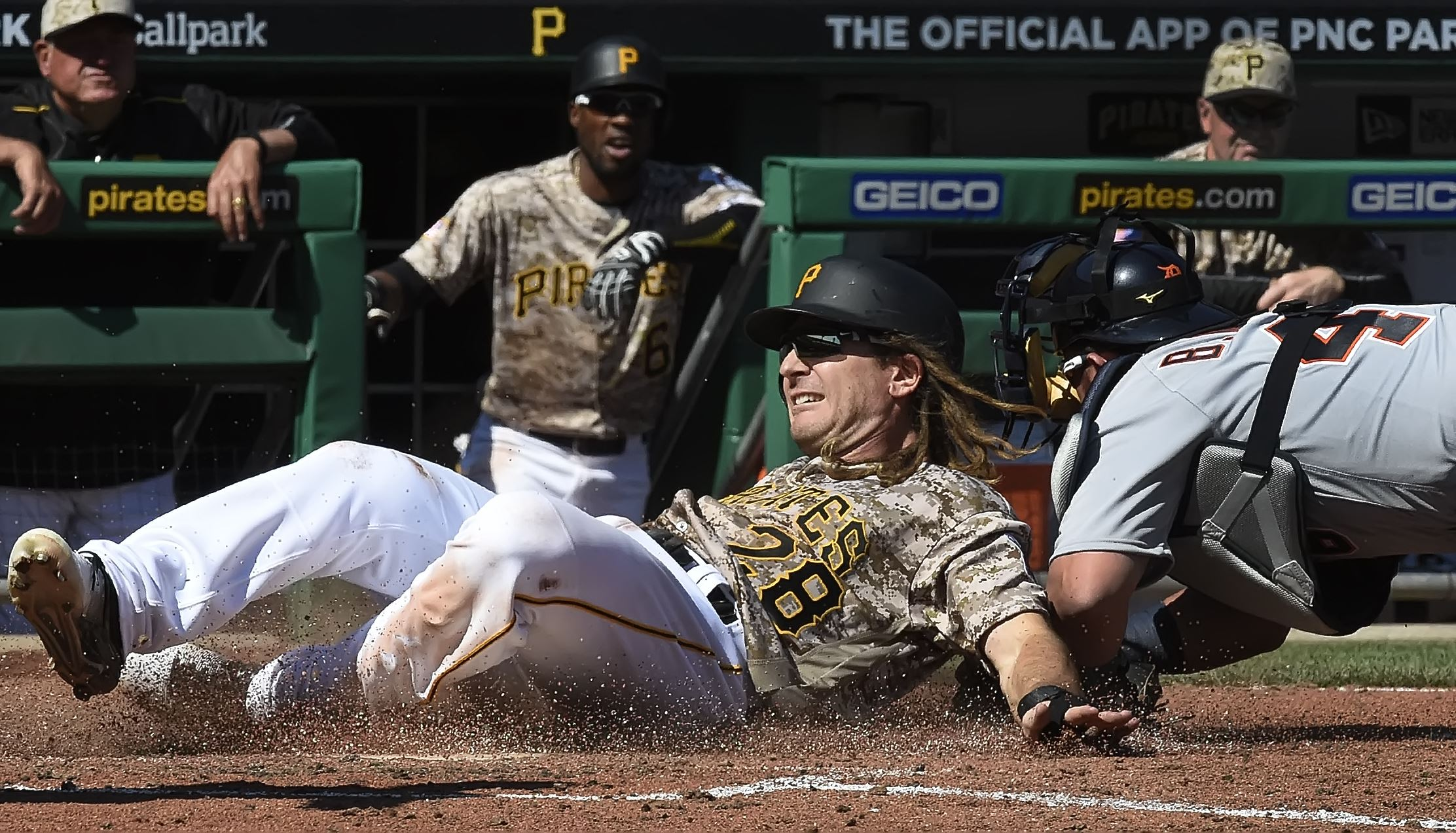 Pirates notebook: Jaso's average keeps rising atop lineup