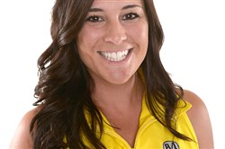 Rachel Rohanna, a WPIAL champion from Waynesburg, is now playing on the LPGA Tour.