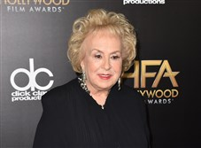 Doris Roberts arrives at the Hollywood Film Awards in Beverly Hills, Calif. F