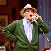"Pittsburgh Public Theater's ""Tru"" stars Broadway veteran Eddie Korbich as Truman Capote."