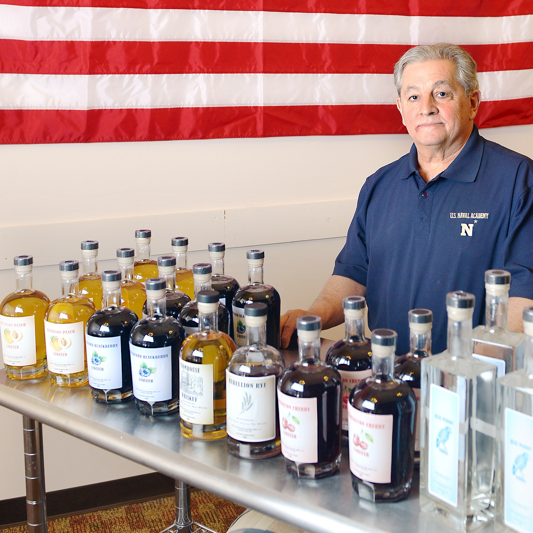 New Distillery Opens In Washington, Pa