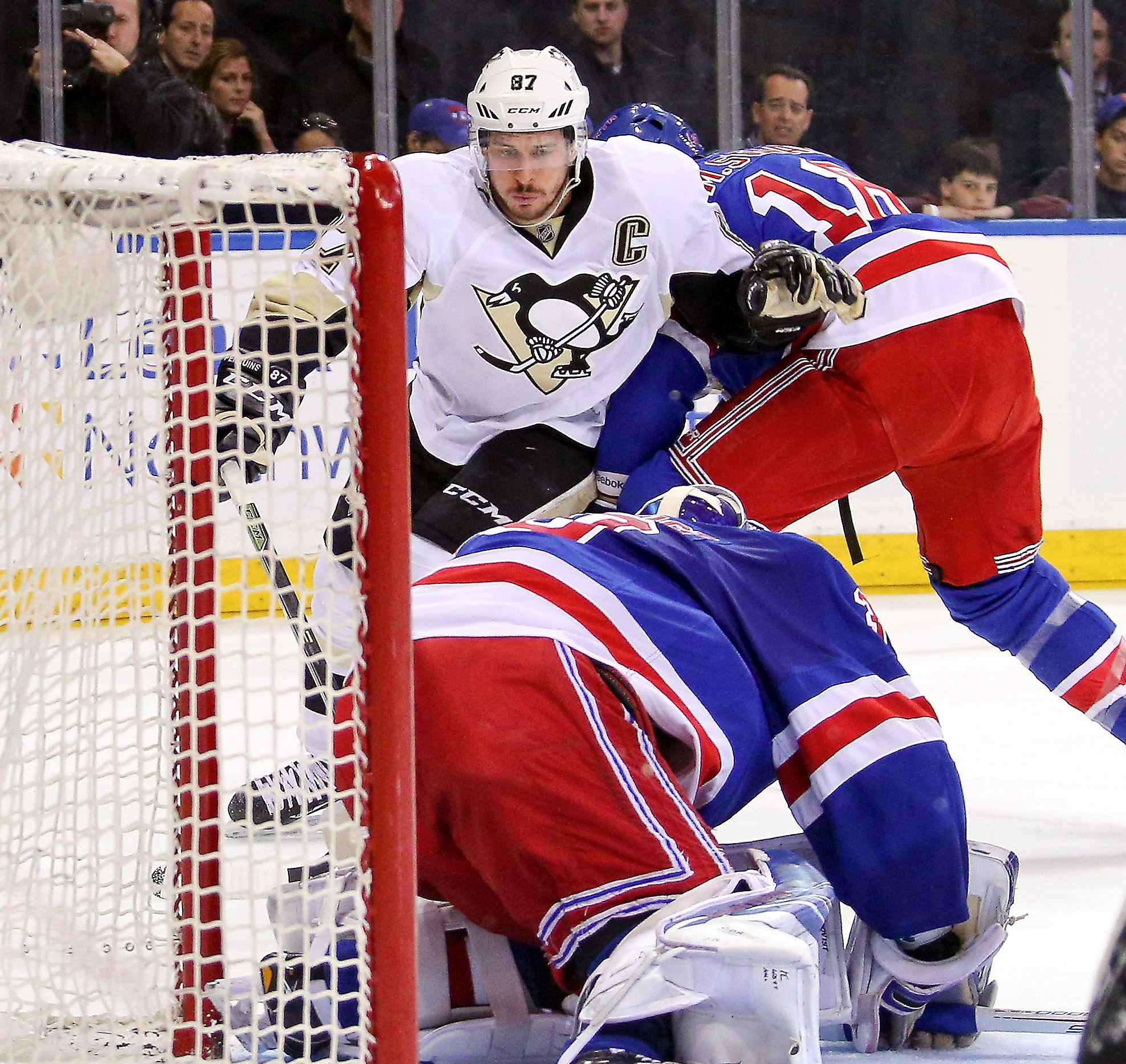 Ron Cook: Crosby is living up to his star status