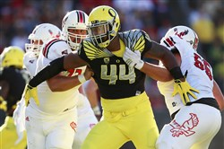 Oregon defensive lineman DeForest Buckner likely excites GMs as much as any of the bigger names this week.