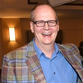 Post-Gazette cartoonist Rob Rogers will be one of the panelists during John McIntire's Dangerously Live  Comedy Show at the Oaks Theater in Oakmont tonight.