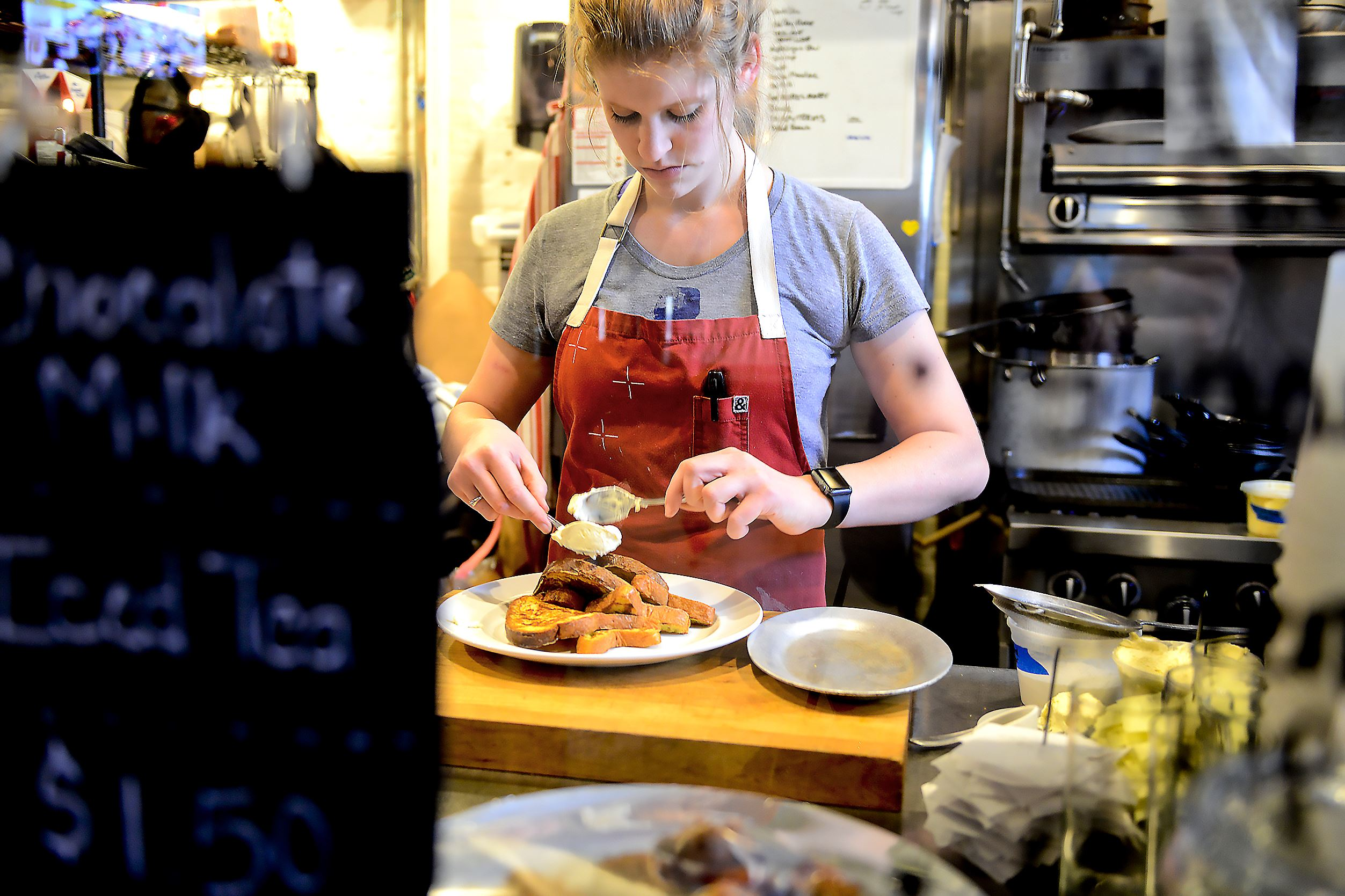 chefs cook for mother s day jacqueline wardle finalist on