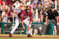 Neshannock graduate John Sansone is one of the best hitters on a nationally ranked Florida State team that is headed to the NCAA tournament.