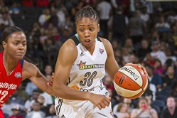 West Mifflin grad Tanisha Wright has signed with Minnesota for her second stint in the WNBA.