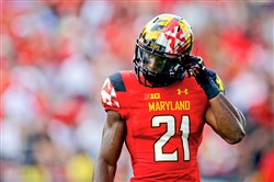 The Steelers selected former Maryland defensive back Sean Davis with their second-round pick in the NFL draft.