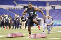 South Carolina State defensive lineman Javon Hargrave made a strong impression on Steelers defensive line coach John Mitchell, sparking a relationship that led to the team drafting Hargrave in the third round.