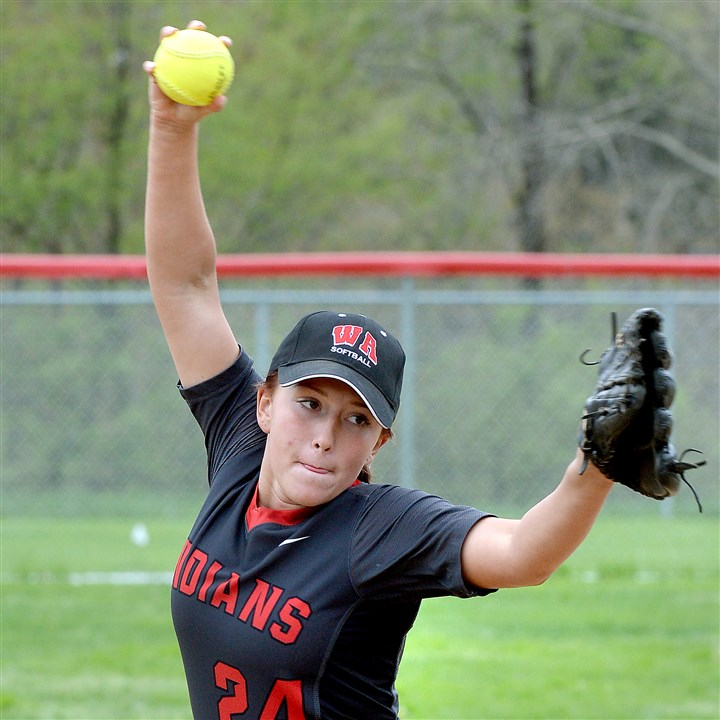 Softball Notebook: Loss Helps Fuel West Allegheny's Run