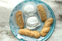 Pastries such as finikias, koulourakias and kourambiethes will sold at the Greek festival.
