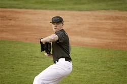 Tanner Wilt, a North Allegheny graduate, has a 1.38 ERA for La Roche this season.