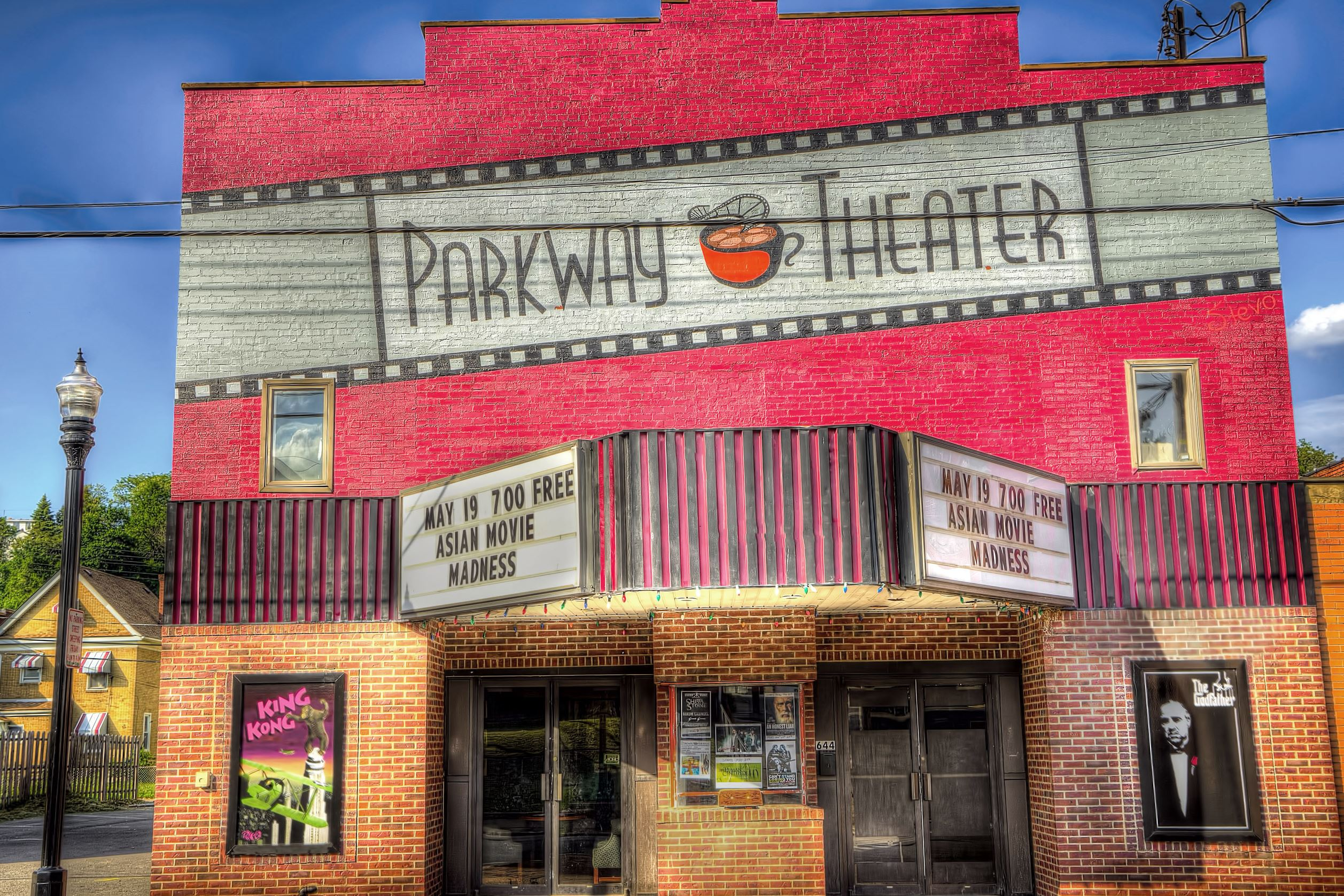 parkway_theater The Parkway Theater in Stowe: the little cinema that could