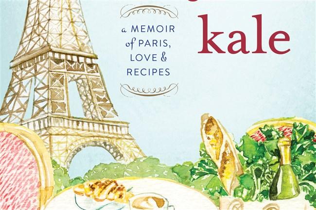"""""""Bonjour Kale""""  by Kristen Beddard."""