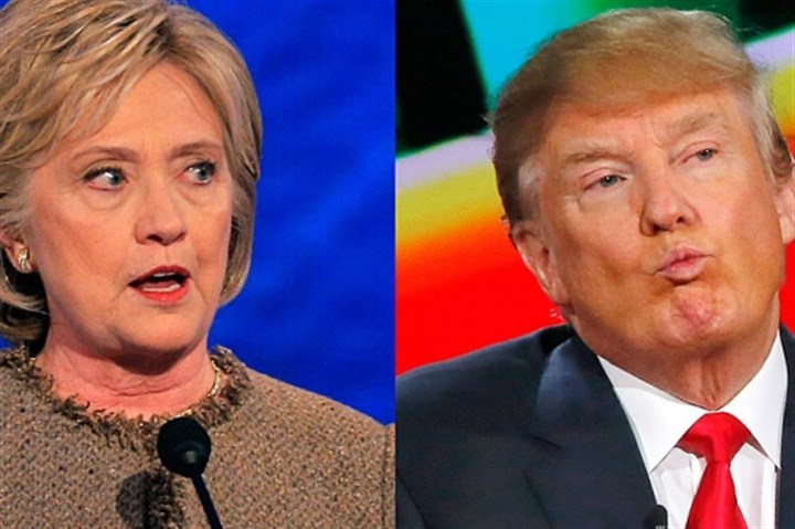 Hillary and The Donald: Similarities