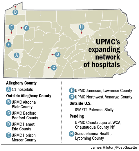 8/1/2016 FACT SHEET: UPMC FOR YOU Background: More than half of all