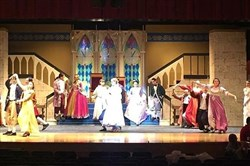"""Cinderella"" at North Hills High Schools."