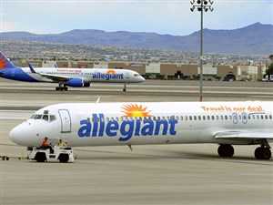 With the addition of ultra low-fare carriers like Allegiant and Frontier at Pittsburgh International Airport, the airport authority feels passenger volumes will continue to grow.