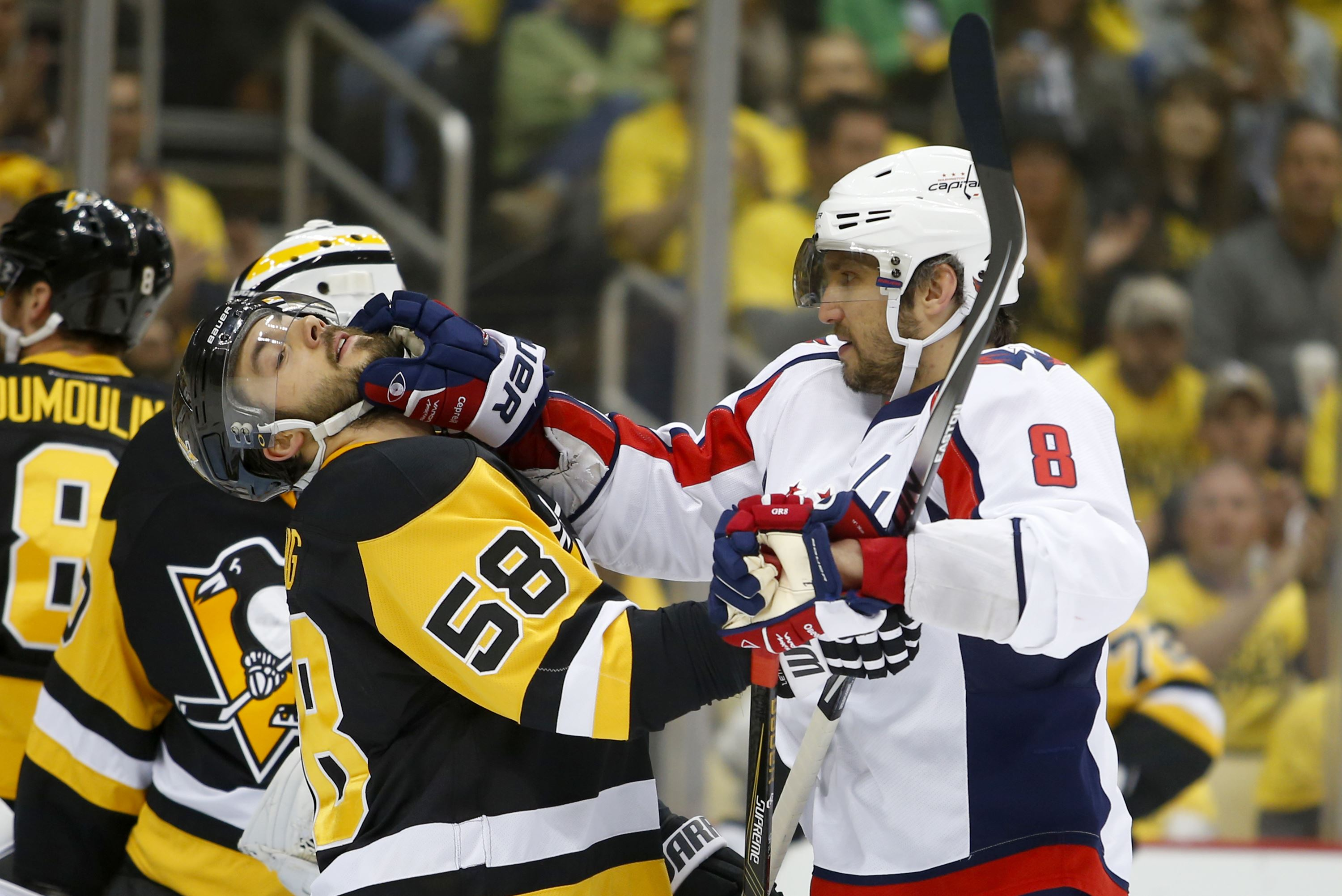 Penguins eliminate Capitals with Game 6 OT win | NHL.com