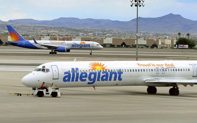 Allegiant Air adds nonstop service from New Orleans-Concord