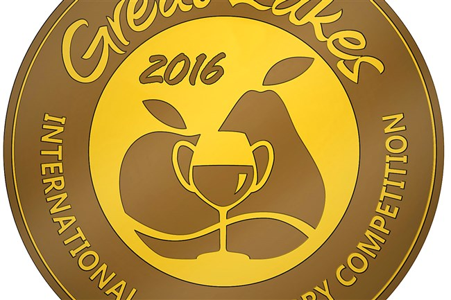 Lawrenceville's Arsenal Cider House and Wine Cellar won two golds and four other medals in this year's 2016 Great Lakes International Cider and Perry Competition.