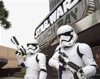 "Guests can celebrate all things ""Star Wars"" at Disney's Hollywood Studios."