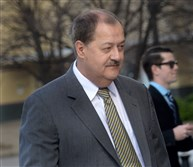 Former Massey CEO Don Blankenship.