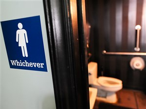 A federal ruling on Monday sided with three transgender students in the Pine-Richland School District and will allow the students to decide for themselves which restroom they choose to use.