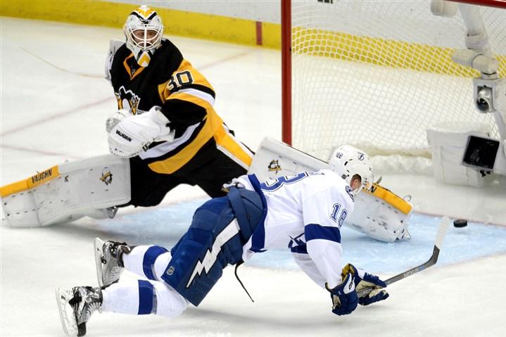 Lightning defeats Penguins, 3-1 | Pittsburgh Post-Gazette