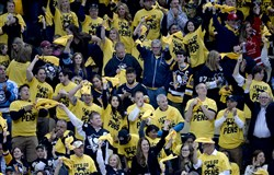 Penguins fans are encouraged to wear their black and gold for a rally Thursday to support the home team for Game 7 of the Eastern Conference final.