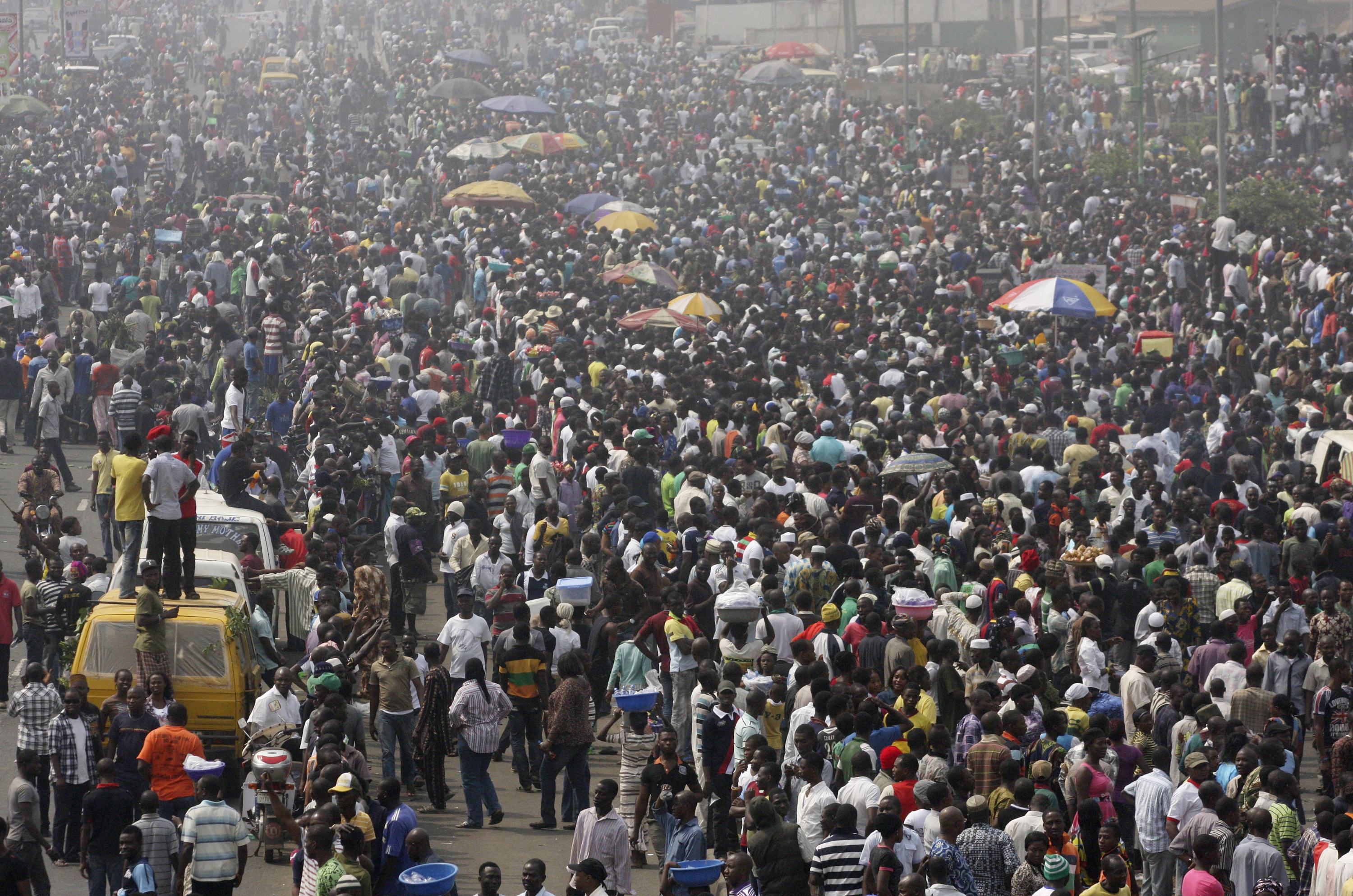 The debt crisis of nigeria and