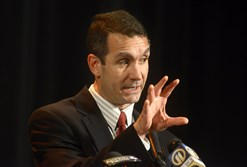 State Auditor General Eugene DePasquale discusses a recent audit.
