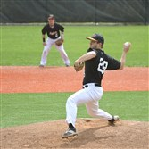 Brian Resnik, a Burgettstown graduate, recently set the PAC record for career victories as a pitcher at Waynesburg.