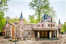 The Enchanted Castle, which is still under construction due a couple of weeks of weather delays, will be the newest addition to Idlewild Park's Story Book Forest.