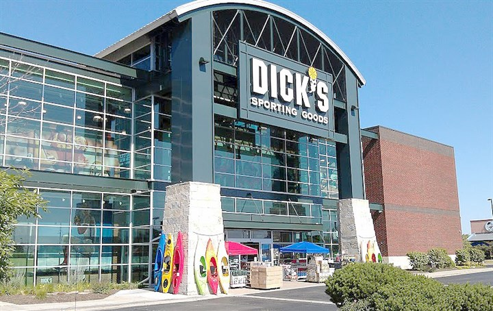 dick's sporting goods Dick's CEO Edward W. Stack said the company plans to invest this year in enhancing the shopping experience in its stores and in marketing its partnership with the U.S. Olympic Committee.