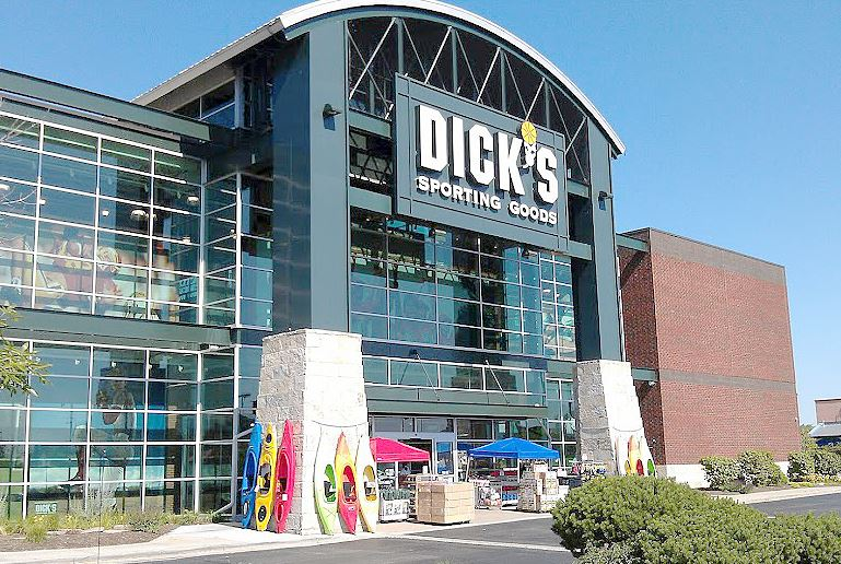 Why Dicks Sporting Goods Inc(NYSE: DKS) stock is falling