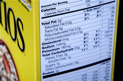 Nutrition facts labels on food packages are getting a long-awaited makeover, with calories listed in bigger, bolder type and a new line for added sugars.