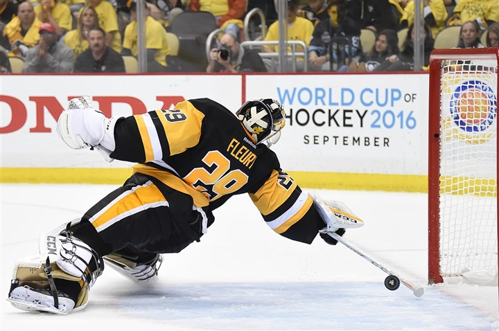 Paul Zeise: It's simple — Marc-Andre Fleury must start Game 6 | Pittsburgh Post-Gazette