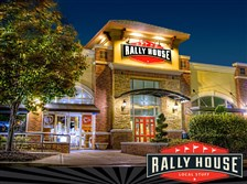 A rendering of a Rally House store.