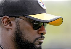 Steelers head coach Mike Tomlin has become adept at handling difficult situations involving his players. Tomlin started his 10th Steelers training camp Thursday at Saint Vincent College.