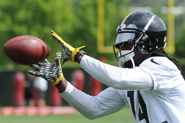 Paul Zeise: It's Sammie Coates' time to shine, and he knows it
