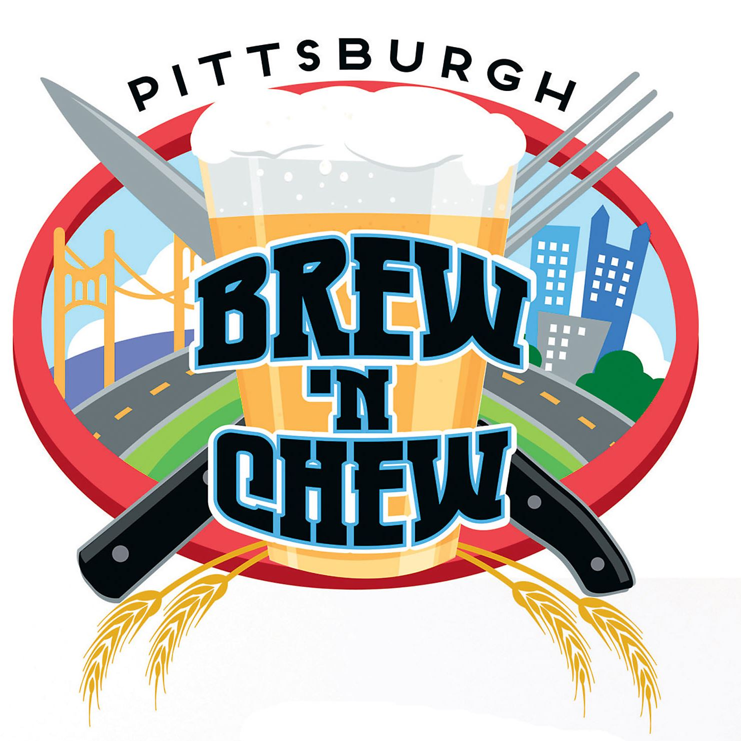 logo_brew_chew_food Brew 'n Chew will take place June 18 at the Monroeville Convention Center.