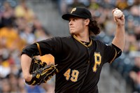 Following a poor start to the season, Pirates' Jeff Locke has won his last two starts.