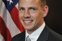U. S. Attorney William J. Ihlenfeld, II, Northern District of West Virginia, is helping to increase availability of the anti-overdose medication naloxone.