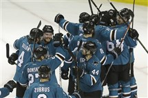 After myriad postseason woes in the past, the San Jose Sharks are finally playing in the Stanley Cup final.