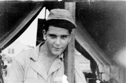 Sgt. Bill Kittiko lost his life in 1942 in the Gulf of Mexico.