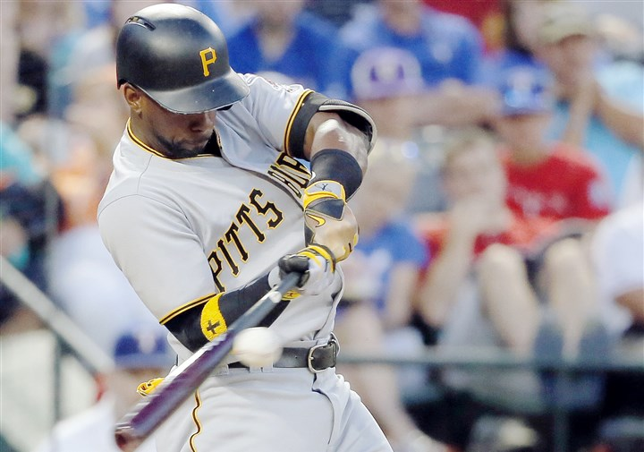 Hamels' 12-Game Win Streak Ends as Pirates Top Rangers 9-1