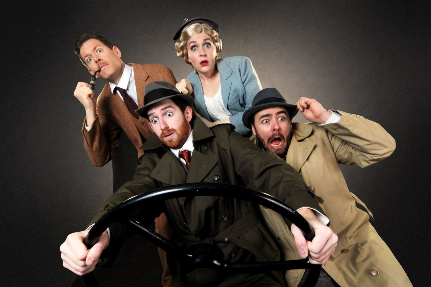 The 39 Steps, London: Address, Phone Number, The 39 Steps Reviews: 5/5